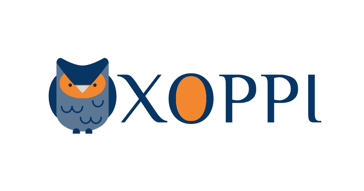 Xoppi logo